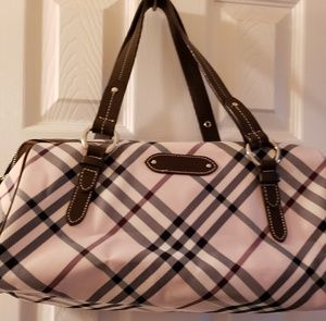 Authentic Burberry london hand bag